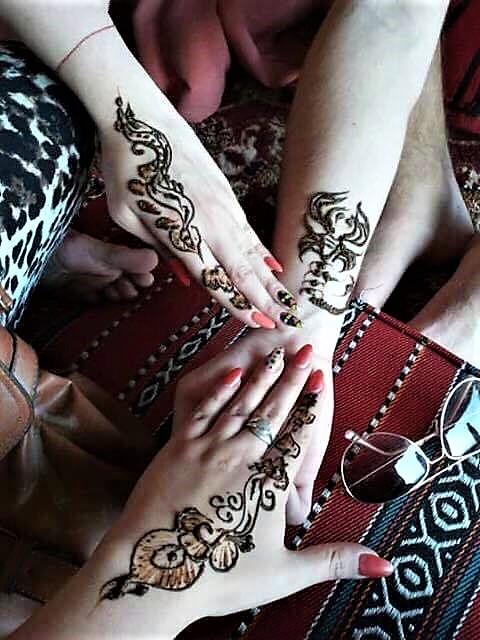 hennah tattoo